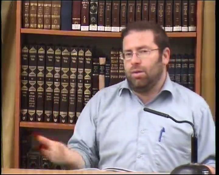 יסודות האמונה - שיעור מספר 11 - ההבנה המחודשת של המושג תחיית המתים