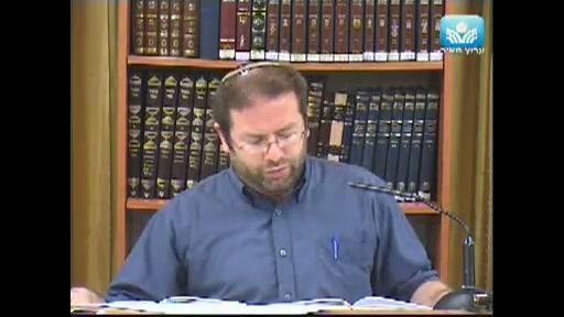 יסודות האמונה - שיעור מספר 6 - עולם בלי אלהים