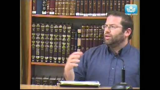 יסודות האמונה - שיעור מספר 13 - העולם שנברא מברוך שפינוזה