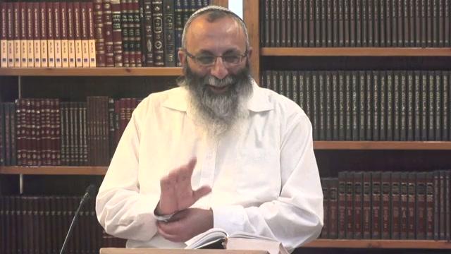 דיבור ה  אל משה - בזכות ישראל