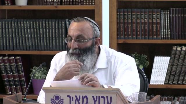 גדולת השבת מתוך קיום המצוות של ישראל