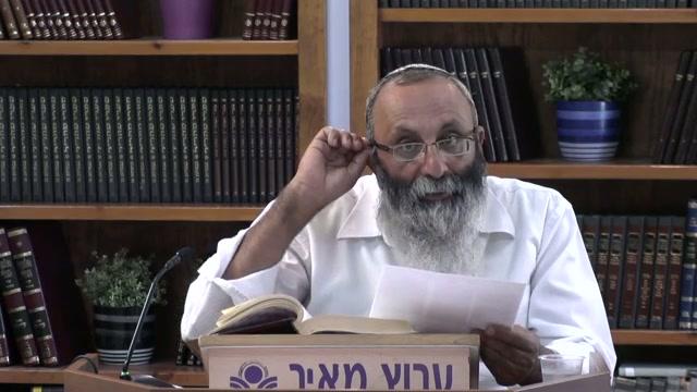 לכל איש ישראל יש את היכולת להבחין ולבחור בברכה ולהתרחק מהקללה