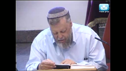 """השגחת הקב""""ה על ישראל לפי דבקותם בארץ ישראל"""