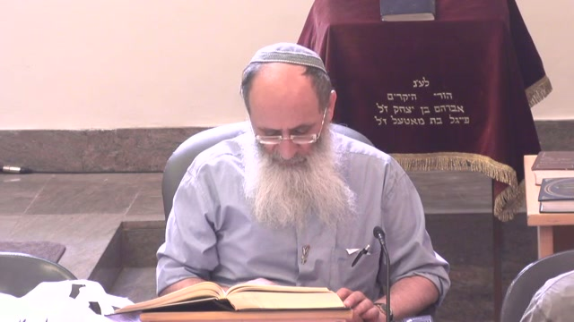 המפגש של רבי יהושע בן לוי עם אליהו הנביא