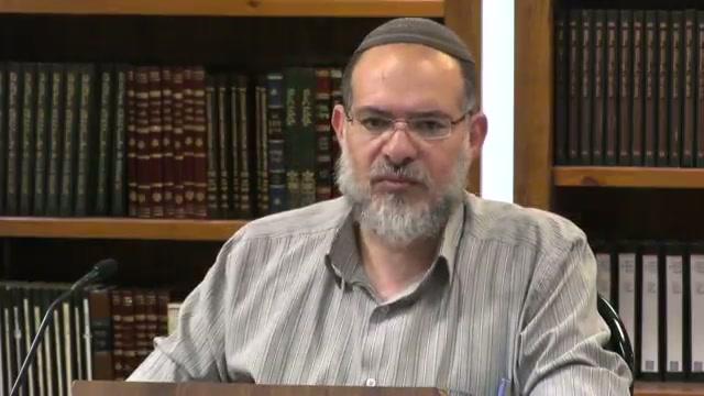 עד כמה אנחנו חייבים להשתוקק לדור בארץ ישראל - שיעור מספר 90
