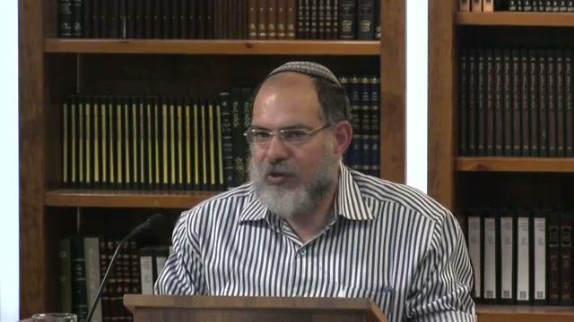 ישראל בלבד קבלו התורה כי הם לבדם מוכשרים לה - שיעור מספר 20