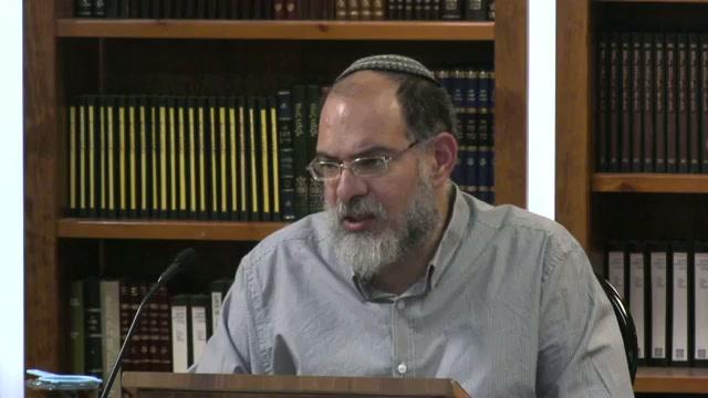 """""""כנסת ישראל היא תמצית ההוויה כולה""""- שיעור מספר 23"""