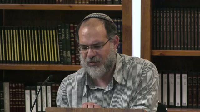 אמת ושקר טוב ורע - מתכונות הכלליות של כנסת ישראל - שיעור מספר 28