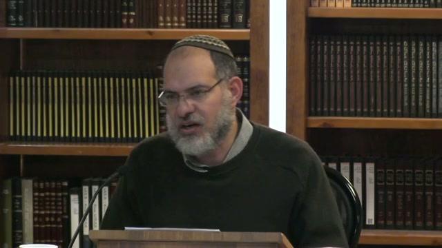 היחס של כנסת ישראל ליחידיה - שיעור מספר 34