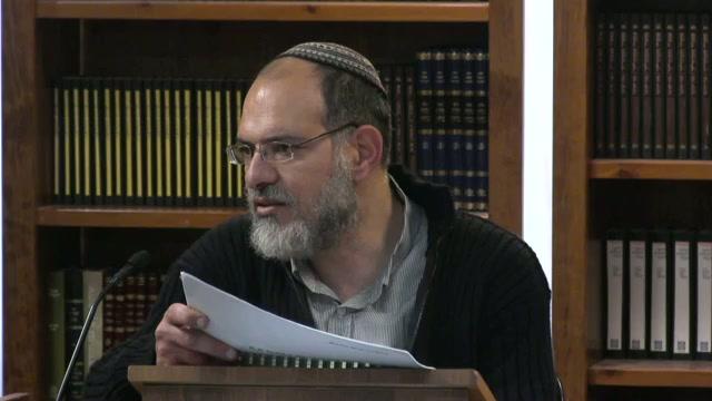 ההבדל בין הנפש הפרטית בישראל לנפש מאומות העולם - שיעור מספר 38