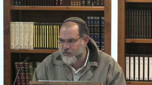 כיצד להתייחס למי שאבד כליל את סגולת ישראל - שיעור מספר 47