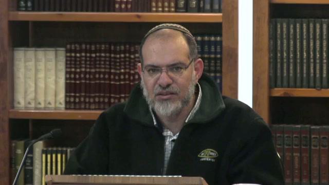 שלושת הכוחות בעם ישראל - שיעור מספר 53