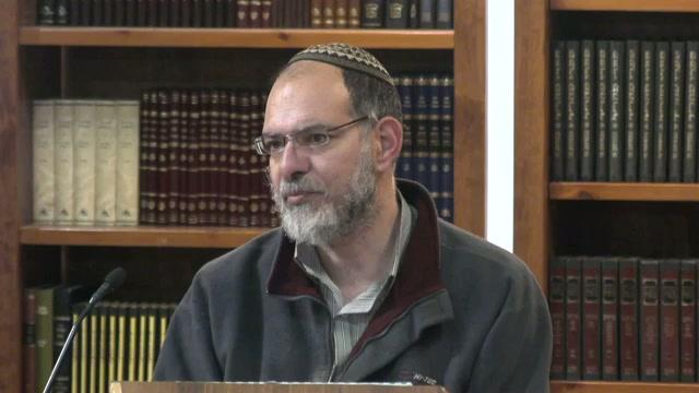 מי את ארץ ישראל ? - שיעור מספר 65