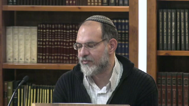 ארץ ישראל שבחזון והנגלית לעין - שיעור מספר 66