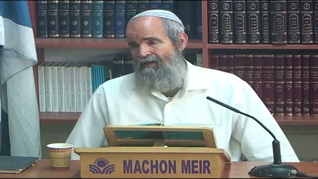 הזמן והמקום להתבוננות עצמית ביהדות בעת ההכנה לתפילה
