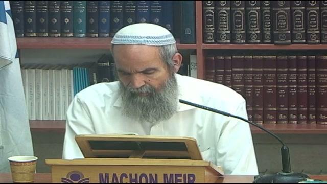 אסור לומר ליהודי משפט שעשוי לגרום לו סבל נפשי