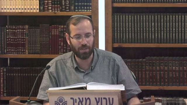 כח ההתמדה- רבי יהושע בן חנניה