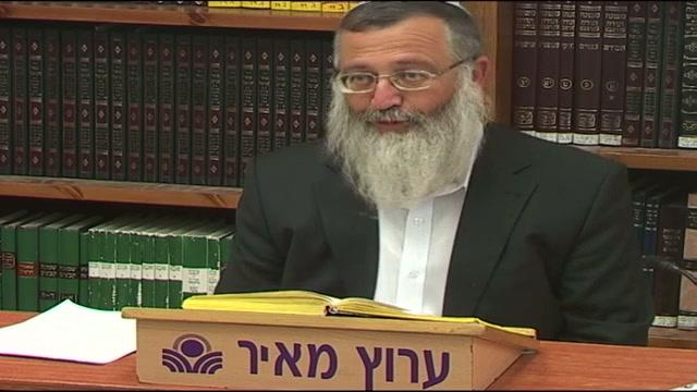 השמיטה - יסוד אחיזתנו בארץ ישראל