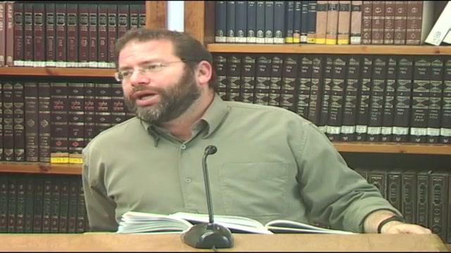 היהדות ושפינוזה - שיעור מספר 11