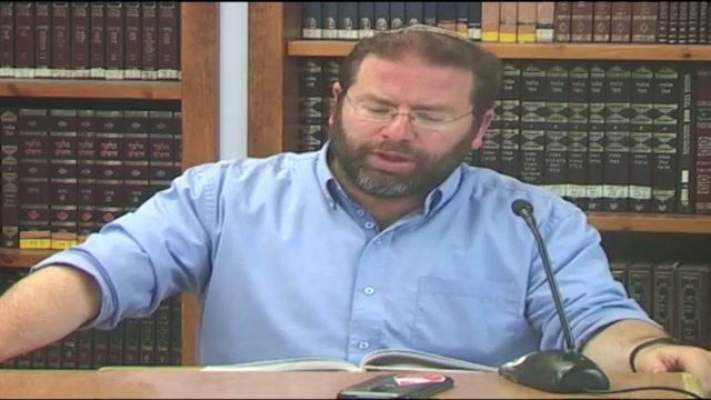 מה המקום של מנהגי העדות השונות בעם ישראל ?  - שיעור מספר 16