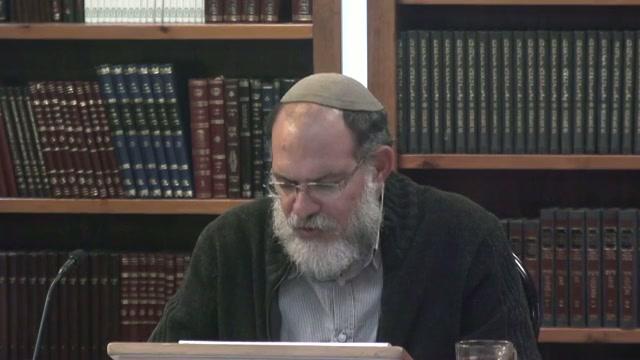 שיעור מספר 25 - כנסת ישראל היא תמצית ההוויה כולה