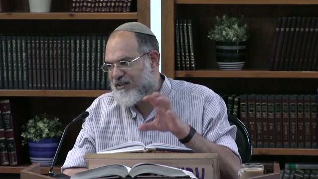 יחסי ישראל והעמים בתהליך הגאולה - שיעור מספר 123