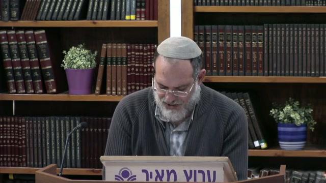 """""""המלמד תורה לעמו ישראל"""""""