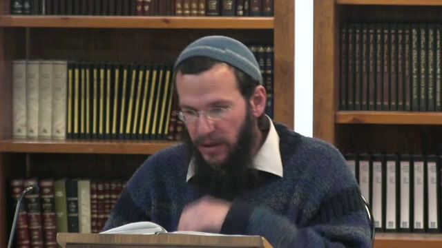 המלכות הישראלית ניטלה מאיתנו בעת שרק מציאות תכונה ברברית יכלה לנהל מדינה