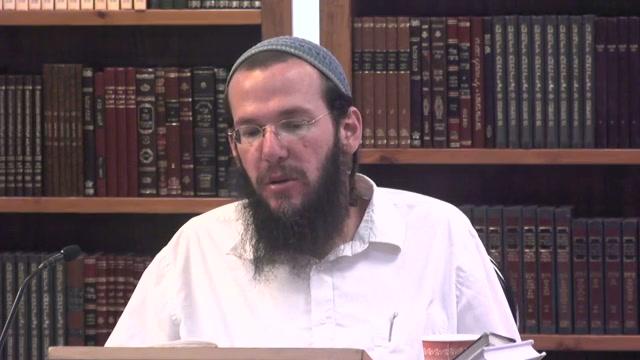 הסכנה של שפלות כללית של האומה איננה קיימת בעם ישראל - חלק א