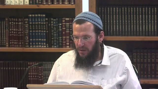 התאחדות האידיאות בכנסת ישראל - חלק ד