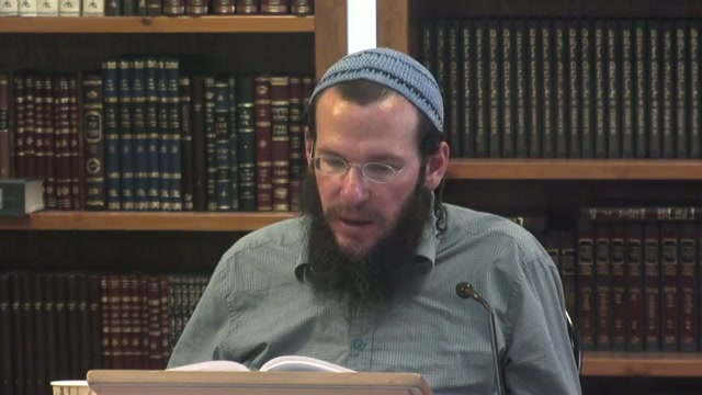 התאחדות האידיאות בכנסת ישראל - חלק א