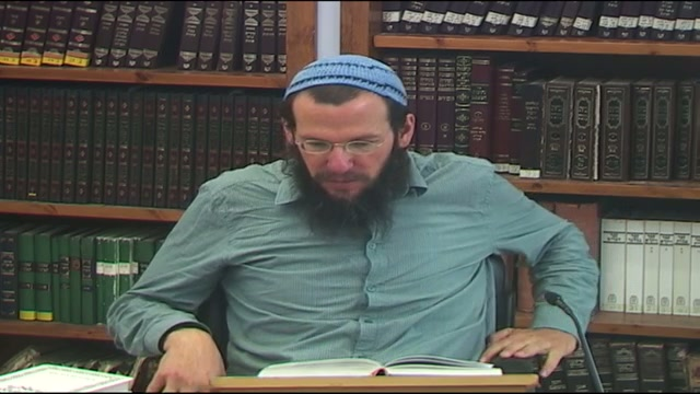 התאחדות האידיאות בכנסת ישראל - חלק ג