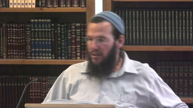 צמאון לאל חי - חלק ד תחילת הפסקה חכם עדיף מנביא - חלק א