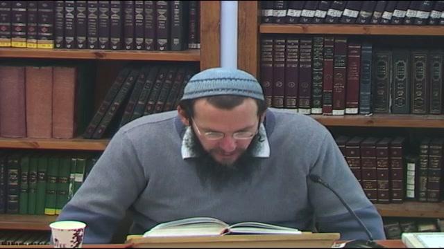 מהות כנסת ישראל ותכונת חייה - חלק יב