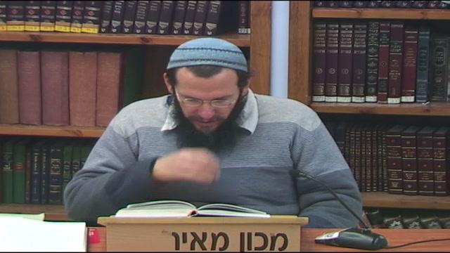 מהות כנסת ישראל ותכונת חייה - חלק  יג