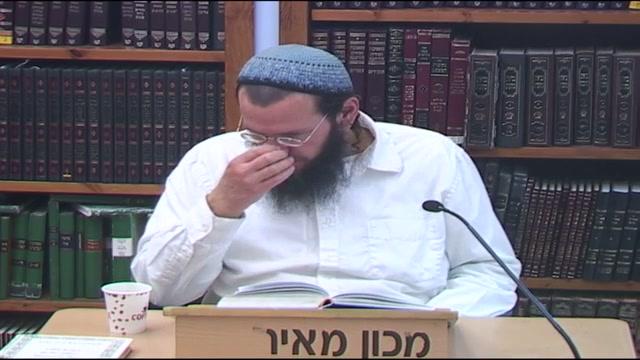 ההתדבקות וההתקשרות בכללות ישראל - חלק ו