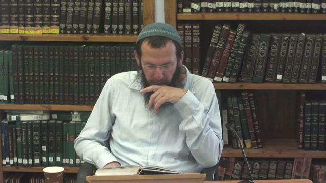ישראל ואומות העולם - חלק יז