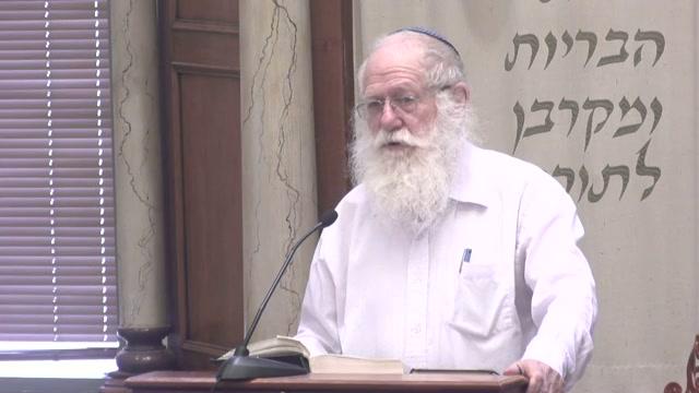 אסור ללמד קטגוריא על ישראל