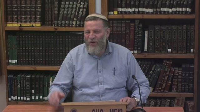 מקומו של לימוד תורה ועמל תורה בבריאות הנפשית בישראל - חלק א