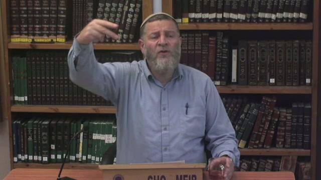 מקומו של לימוד תורה ועמל תורה בבריאות הנפשית בישראל - חלק ב