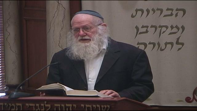במה ראוי לדבר לאדם הישראלי