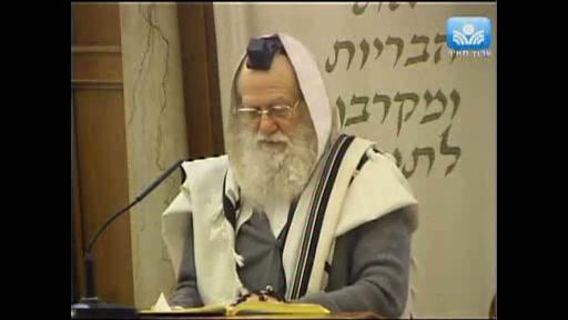 ללכת מבית הכנסת לבית המדרש