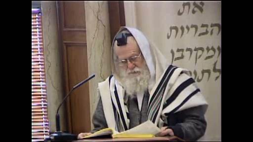קדושת וכבוד בית הכנסת ובית המדרש