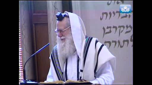 נוהגים לשטוח עשבים בבית הכנסת בשבועות
