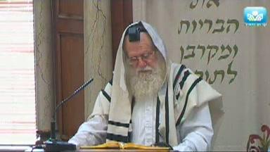 כניסה לבית הכנסת ביראה וברכת השחר-  הנותן לשכוי בינה