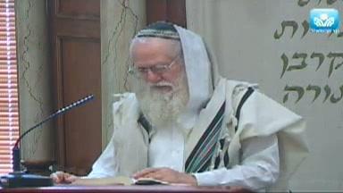 אהרן הכהן- אוהב שלום ורודף שלום, אוהב את הבריות ומקרבן לתורה