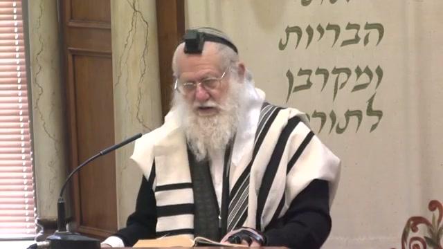 """היחס לארץ ישראל על פי הרמב""""ם"""