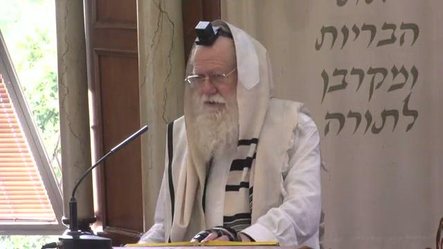 ברכת  אוזר ישראל בגבורה