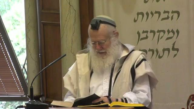 הרב יהושע ישעיה נויבירט מחבר הספר שמירת שבת כהלכתה