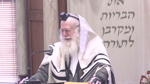 גם ללבישת הבגדים בבוקר יש סדר ביהדות